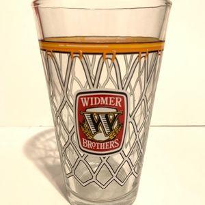 🌺 Widmer Brothers Basketball Net Pint Glass